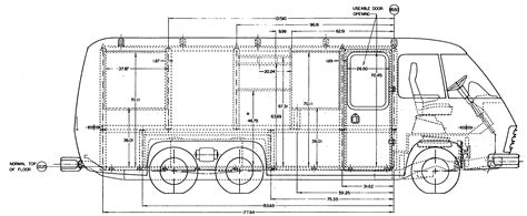 gmc motorhome floor plans 1976 gmc motorhome floor plans