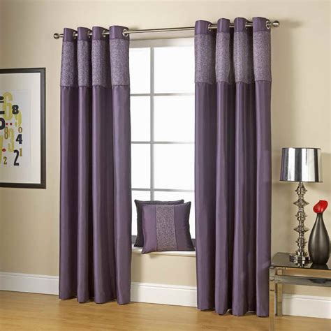 Curtains And Drapes Ideas Decor Door Windows Curtain Decorating Ideas With Design Color Purple Curtain Decorating Ideas