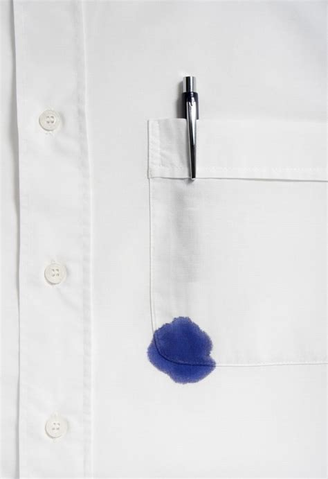 How To Remove Pen Stains From by How To Remove Ballpoint Pen Ink Stains From Fabric Hunker