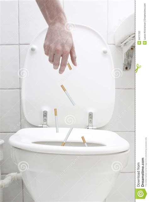 Cigarettes In The Shower by Cigarettes The Toilet Stock Photography Image 9471702