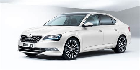 2017 skoda superb review specs and price 2017 2018