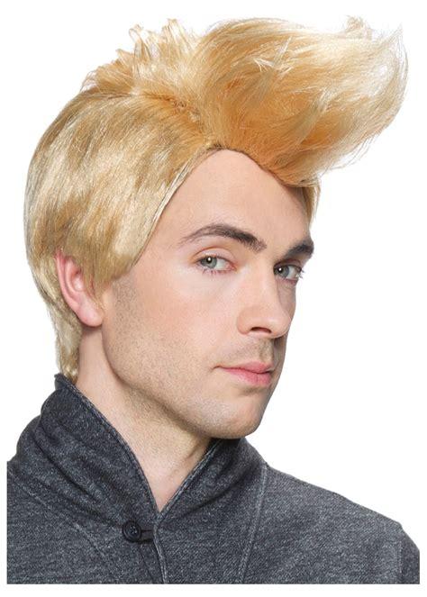 popular man blonde wig buy cheap man blonde wig lots from hipster blonde men wig wigs