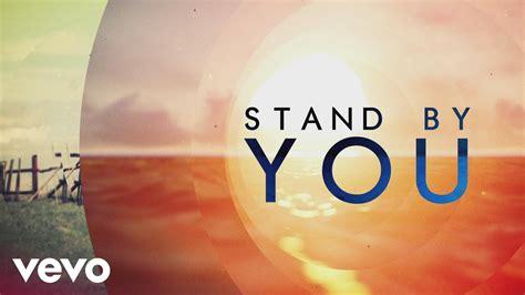 Youtube Rachel Platten Stand By You | rachel platten stand by you lyric youtube