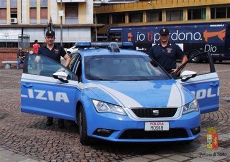 volanti polizia notizie di spaccio di droga varesenews