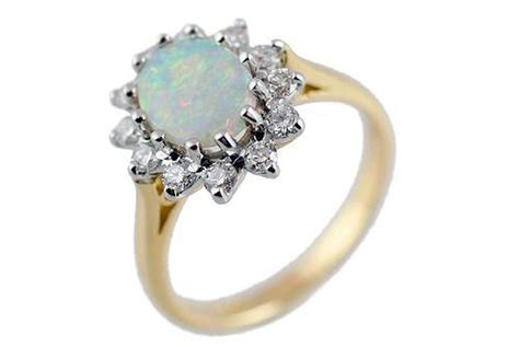 amazing opal engagament rings ideas inofashionstyle
