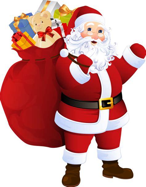 images of santa santa claus png image