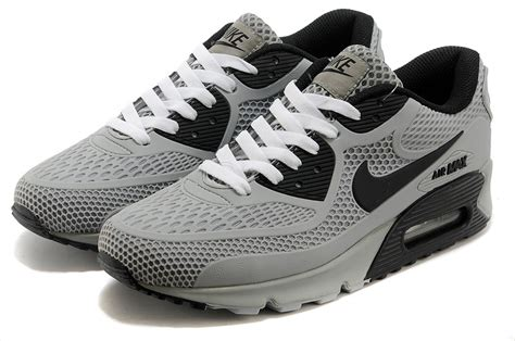 mens nike air max boots 2014 newest nike air max 90 light gray black mens shoes on