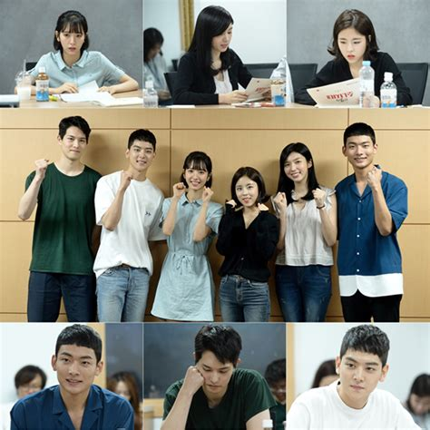 Girls Generation Asianwiki | first script reading for kbs2 drama series girls