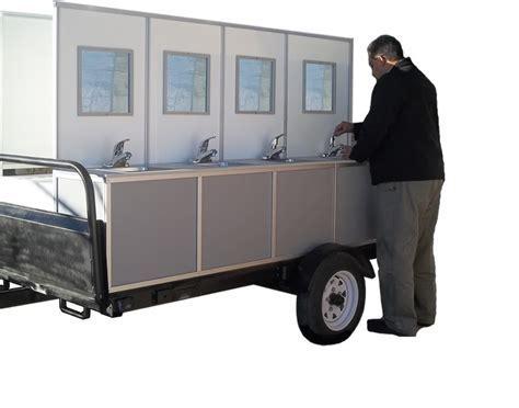 Mobile Hand Wash Station   Mobile Sink   MONSAM