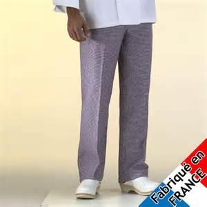 pantalon de cuisinier homme 700 pantalon de cuisinier