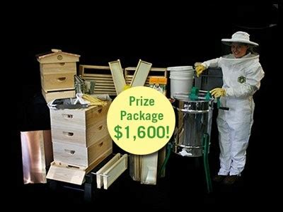 Sweepstakes Bee - www motherearthnews com brushy mountain win a ultimate bee ginner s kit and
