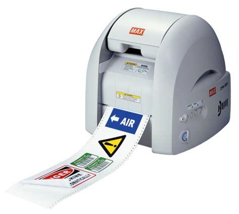 printable label machine cpm 100g3u label maker and decal printer