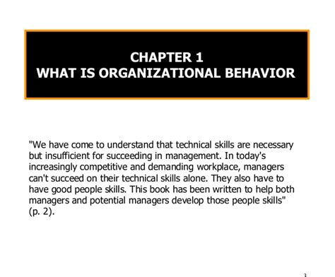 Organizational Behavior Mba Quizlet Chapter 7 11 13 14 by Chapt1