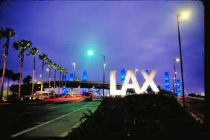 Lax To Lax Los Angeles World Airports Selbert Perkins Design