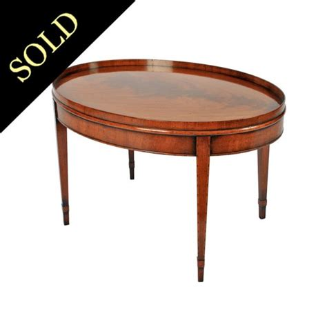 Antique Style Coffe Table Mahogany Coffee Table Georgian Coffee Table