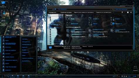 red themes for windows 8 1 nano tech blue and red theme for windows 8 1