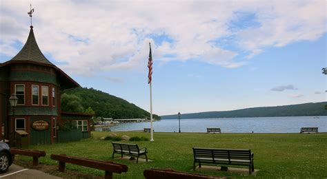 Keuka Lake NY and the Origins of Fine Winemaking in the USA