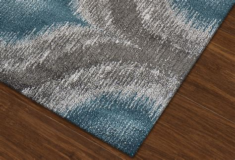 Grey And Teal Area Rug Modern Grey Teal Premium Polypropylene Rug Soft And Luxurious Rugs Abode Company