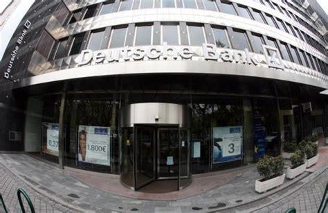 deutsche bank madrid deutsche bank espera p 233 rdidas de 6 200 millones en el