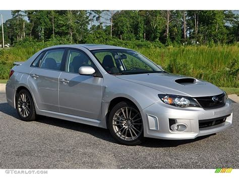 silver subaru wrx spark silver metallic 2011 subaru impreza wrx limited