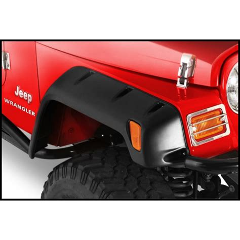 Jeep Wrangler Fender Flares Replacement Jeep Parts Buy Smittybilt Pocket Style Fender Flare 6