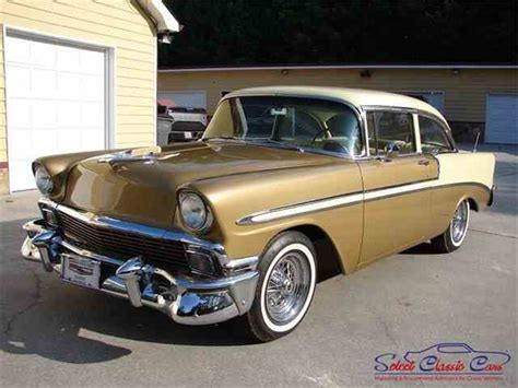 1956 chevrolet for sale 1956 chevrolet 210 for sale on classiccars 29 available
