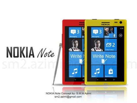 nokia note phablet has a very interesting music player
