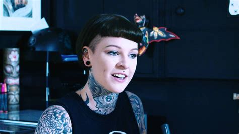tattoo fixers lou quit tattoo artist lou hopper talks to beauty ruin magazine