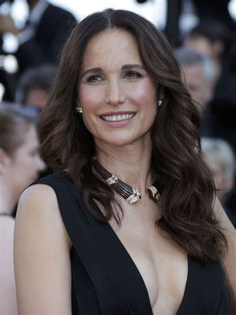andi macdowell pictures and photos andie macdowell at mud premiere at 65th annual cannes film