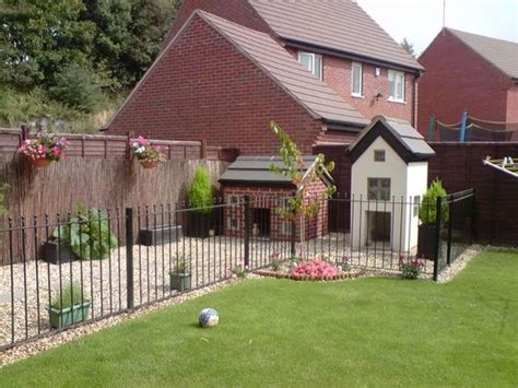 the way things used to be dog run old house w a cross gardens for dogs and outdoor dog kennel on pinterest