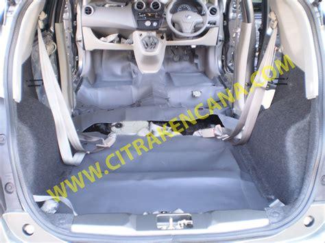 Talang Air Datsun Go Plus Panca baru sarung jok datsun go plus