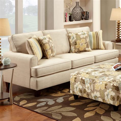 ivory sofa decorating ideas marlo ivory sofa by fusion furniture sku 260071574