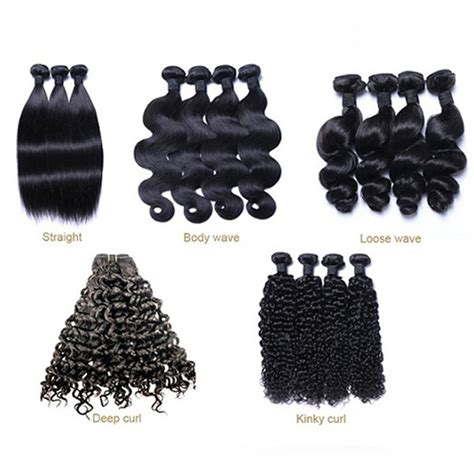 Different Types Of Human Hair Extensions by Cheap Different Types Of Unprocessed Wave Hair