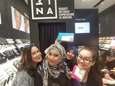 Makeup Di Malaysia makeover by 3ina makeup di sky avenue genting highland