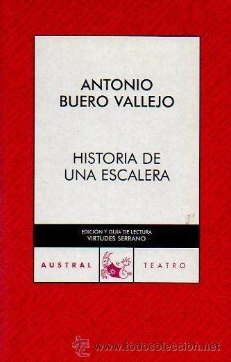 libro historia de una escalera historia de una escalera antonio buero vallej comprar libros de teatro en todocoleccion