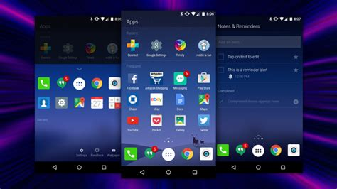 Are Android Launchers Safe by Technopic Microsoft S Arrow Launcher For Android