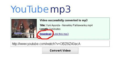 download mp3 dari youtube cepat cara cepat download mp3 lagu dari youtube