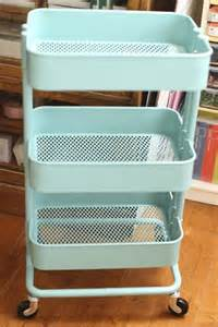 ikea rolling cart pin by carrie maulin on addie house ideas