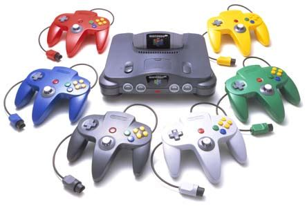 buy nintendo 64 console, games and accessories player's