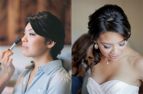 Wedding Hair And Makeup Bay Area by Oceano Hotel Spa Half Moon Bay Wedding