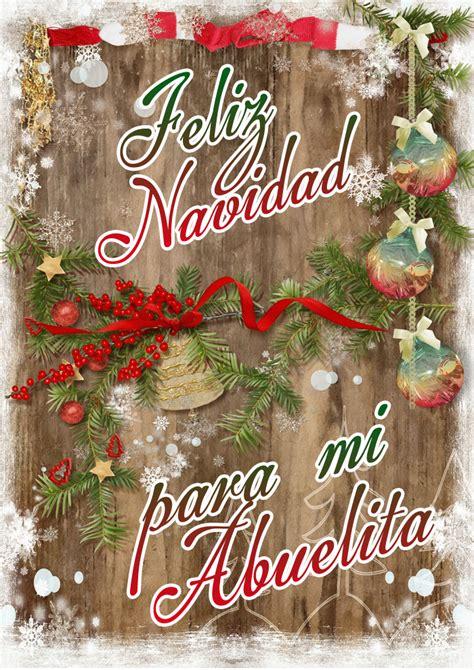 imgenes de feliz navidad abuelita etiquetatenet banco de view banco de im 193 genes tarjetas navide 241 as con mensajes para