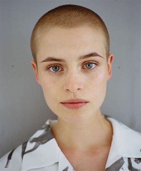 bald women haircuts buzz cuts videos 447 best buzz it images on pinterest shaved heads short