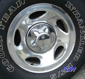 2000 ford f150 truck oem factory wheels and rims