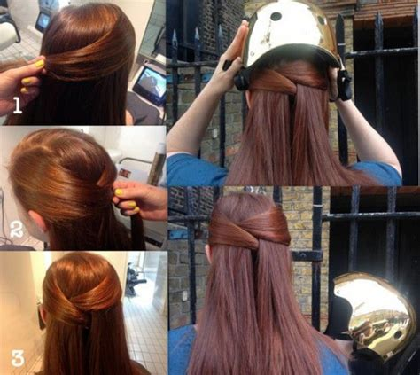 best biker hair styles for women 17 best images about hairstyles for cycling on pinterest