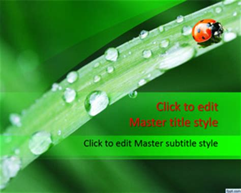 free download theme powerpoint nature nature templates for powerpoint