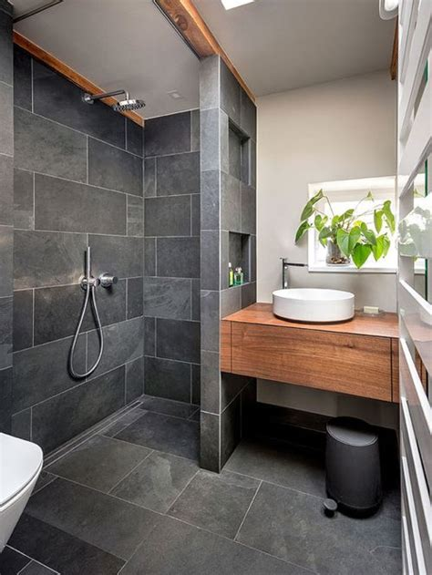 slate bathroom ideas houzz 50 best small bathroom pictures small bathroom design ideas decorating remodel
