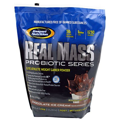 best protein mass gainer real mass probiotic gaspari nutrition best weight gainer