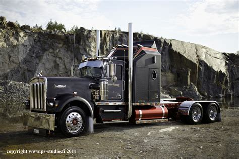 kenworth w900a 187 topic w900a mod turned into a w900a aerodyne