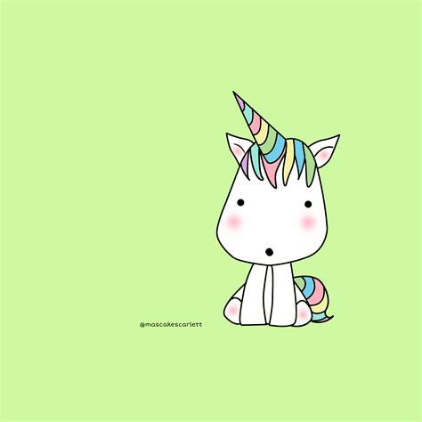 imagenes unicornios kawaii unicorn kawaii unicornio cupcake kawaii pinterest