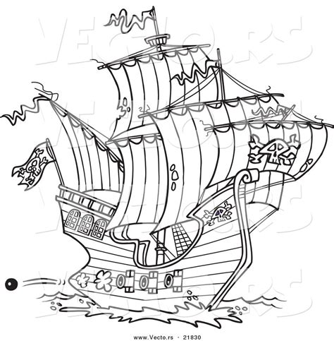 Girl Pirate Coloring Page Coloring Home Pirate Coloring Page Coloring Home